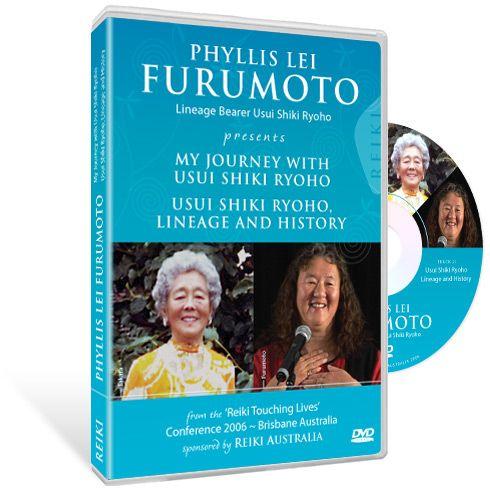 Phyllis Furumoto DVD Online Store Reiki Australia