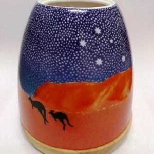 Uluru Candle Lantern